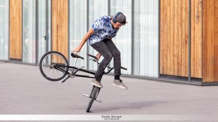 BMX Flat Photo non libre de droit © Elodie Devaye
