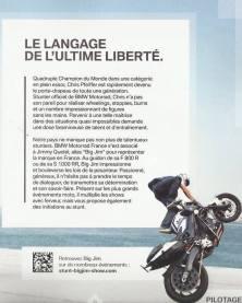 BigJim, magazine BMW