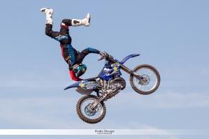 Clinton Moore - Finist'Air Show © Elodie Devaye Photo non libre de droit.