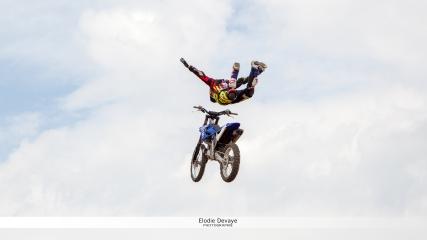 Tom Pagès Finist'Air Show © Elodie Devaye Photo non libre de droit.