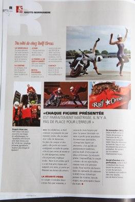 Moto Magazine - Spécial Normandie