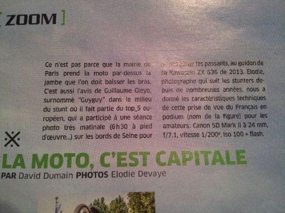 Moto Journal, spécial vacances 2016