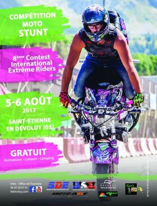 Affiche Contest RSR 2017
