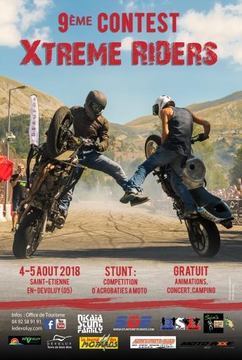 Affiche Contest RSR 2018
